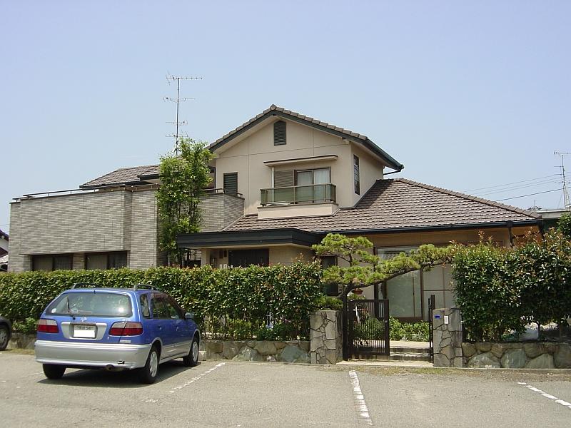 友人家族の家 (木造2階建)