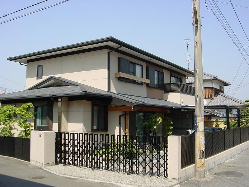 二世代住宅 (木造2階建)